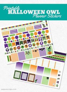 PrintableHalloweenOwlPlannerStickers