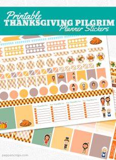 Printable-Thanksgiving-Pilgrim-Planner-Stickers