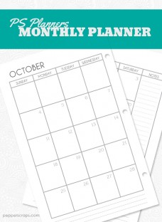 Printable-Monthly-Planner